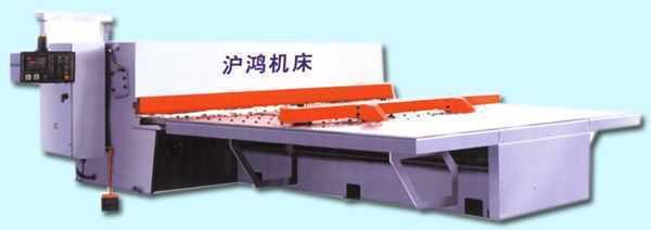 BS-SGS 系列数控前送料剪板机