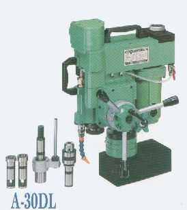 磁性钻孔机,钻床,升山携带式磁性钻孔攻牙机,磁力钻
