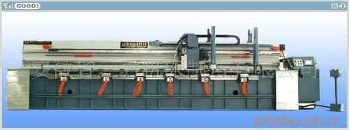 V02系列全自动金属薄板开槽机