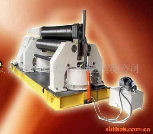 W11系列液压对称式三辊卷板机