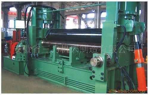 W11S系列上辊可调式卷板机/折弯机/剪板机