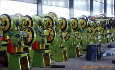 JB23系列冲床/折弯机/剪板机/卷板机