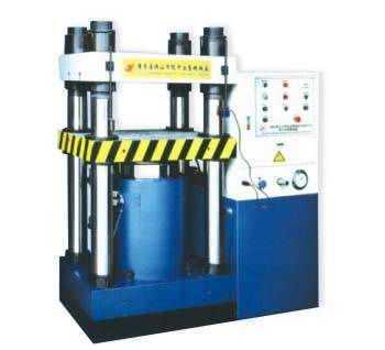 下缸式冷挤压成型油压机