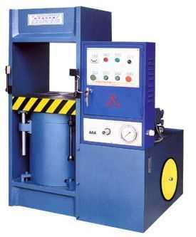 简易框式快速油压机