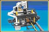 H型钢数控钻锯联合线