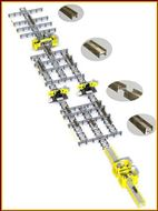 H型钢加工设备典型生产线布置图