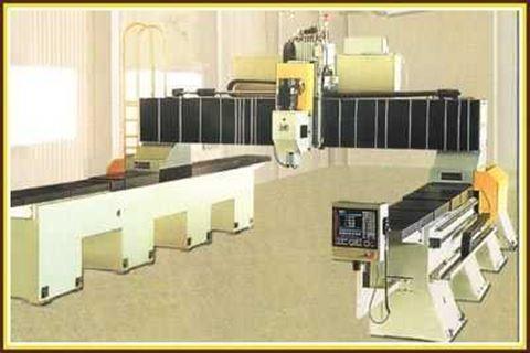 高架龙门移动式数控钻铣床