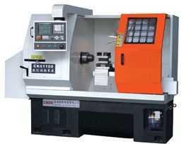 数控机床CK61100