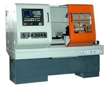 LK35AS经济型数控车床