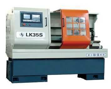 LK35S经济型数控车床