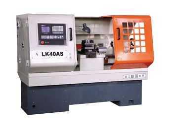 LK40AS经济型数控车床