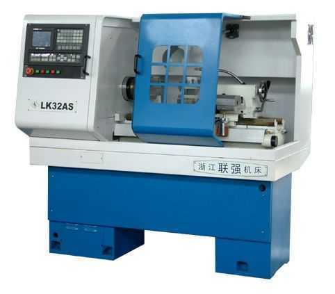 LK32AS经济型数控车床