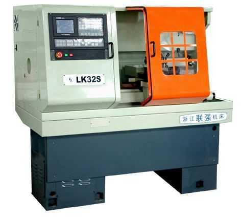LK32S经济型数控车床