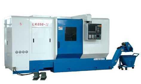 LK050-II斜导轨数控车床