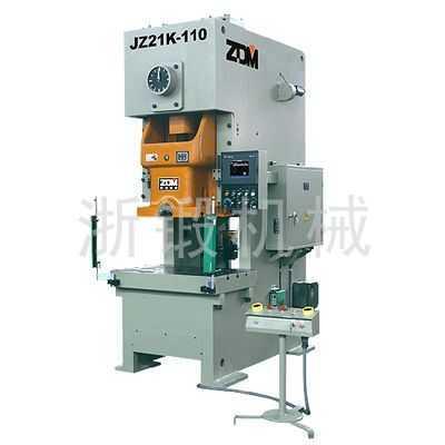 JZ21K系列数控精密快速返程压力机