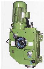 TEM-DX7右銑型鏜銑削頭