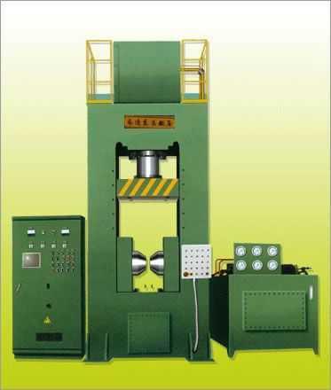 YDC-79Z-XXX稀土(粘结)专用成型压机
