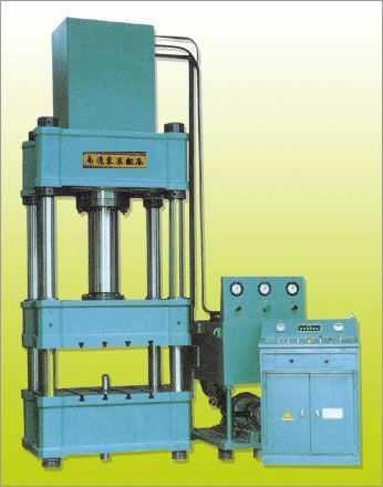 YDC32系列四柱式万能液压机