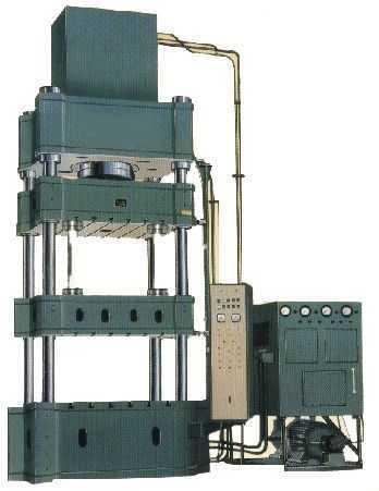 YDC32B系列薄板快速拉深液压机