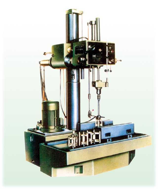 MJ4220立式珩磨机