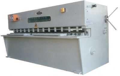 Q11M电控摆式剪板机