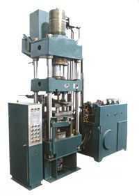 YQ79Z系列干粉成型液压机