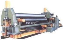 W11XNC水平下调三辊卷板机