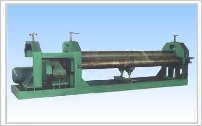 W11经济型电动卷板机