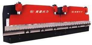 WC67Y系列双机及多机联动板料折弯机