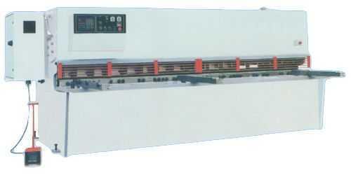 数控摆式剪板机