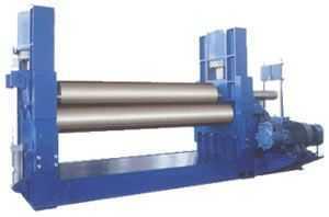 液压式三辊对称式卷板机