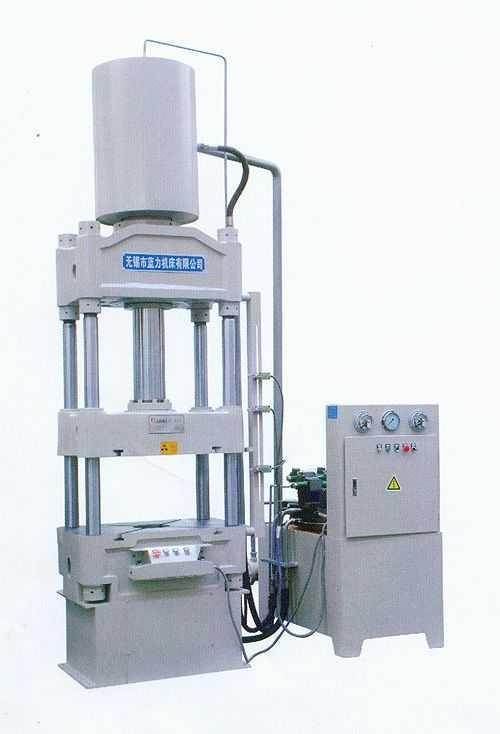 四柱系列液压机