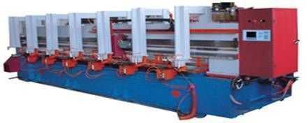 VKB型数控薄板开槽机