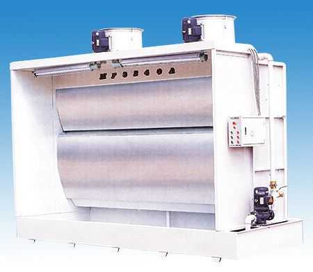 MF9240B 水洗式喷漆柜