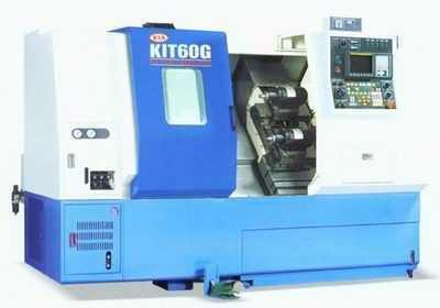 KIT60G型数控车/磨床