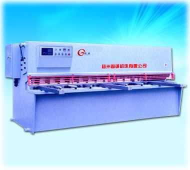 QC12YK系列经济型液压剪板机