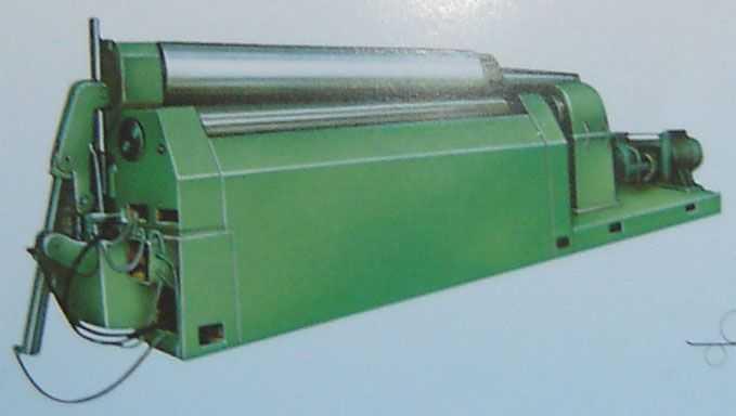 对称式三辊系列卷板机2