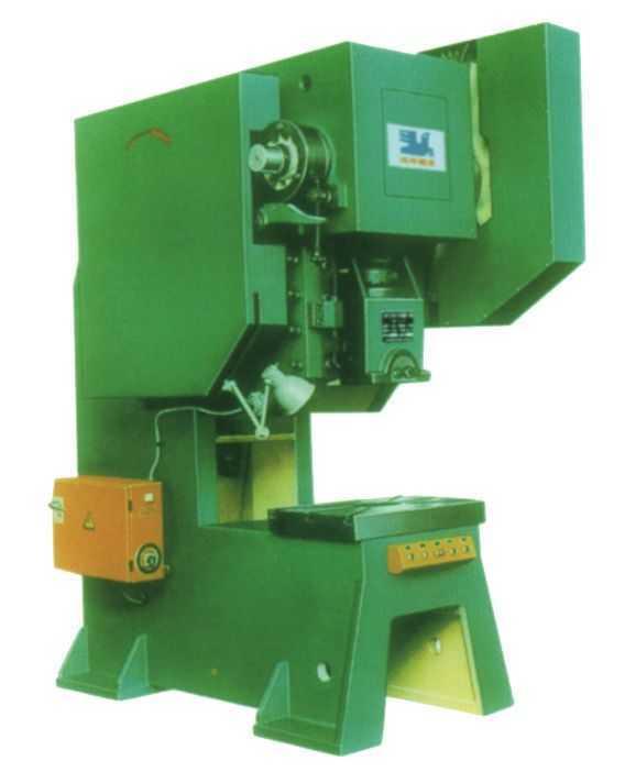 J21S-80A开式深颈压力机