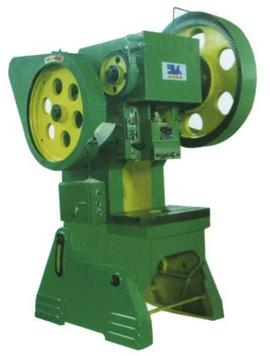 J23-40T开式可倾压力机