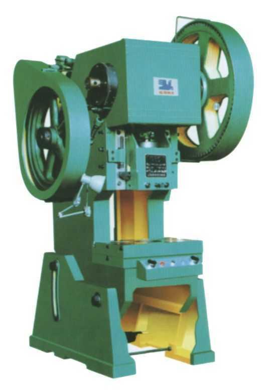J23-63T开式可倾压力机