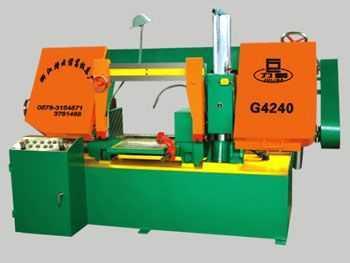 G4240立柱卧式带锯床