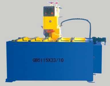 GB5115X33/10立式带锯床
