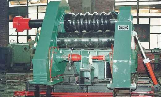 波纹管(炉)胆成形机