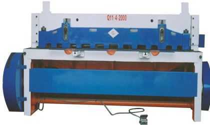 QA11-4x2000系列剪板机