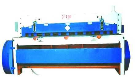 QA11-4x2500系列剪板机