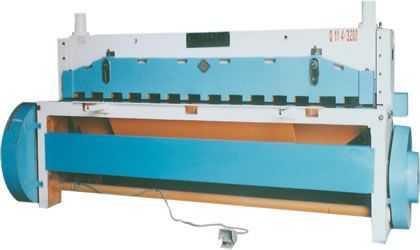 QA11-4x3200系列剪板机
