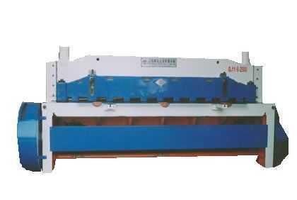 QA11-6x2500系列剪板机