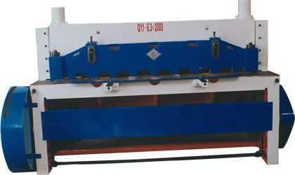 QA11-6.3x2000系列剪板机