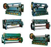 Q11系列机械剪板