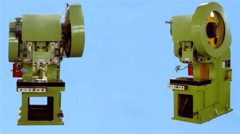J21S系列开式固定台深颈压力机